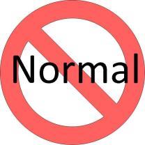 no normal