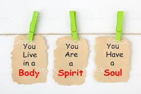 body soul spirit